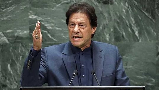 Imran Khan UNGA 74