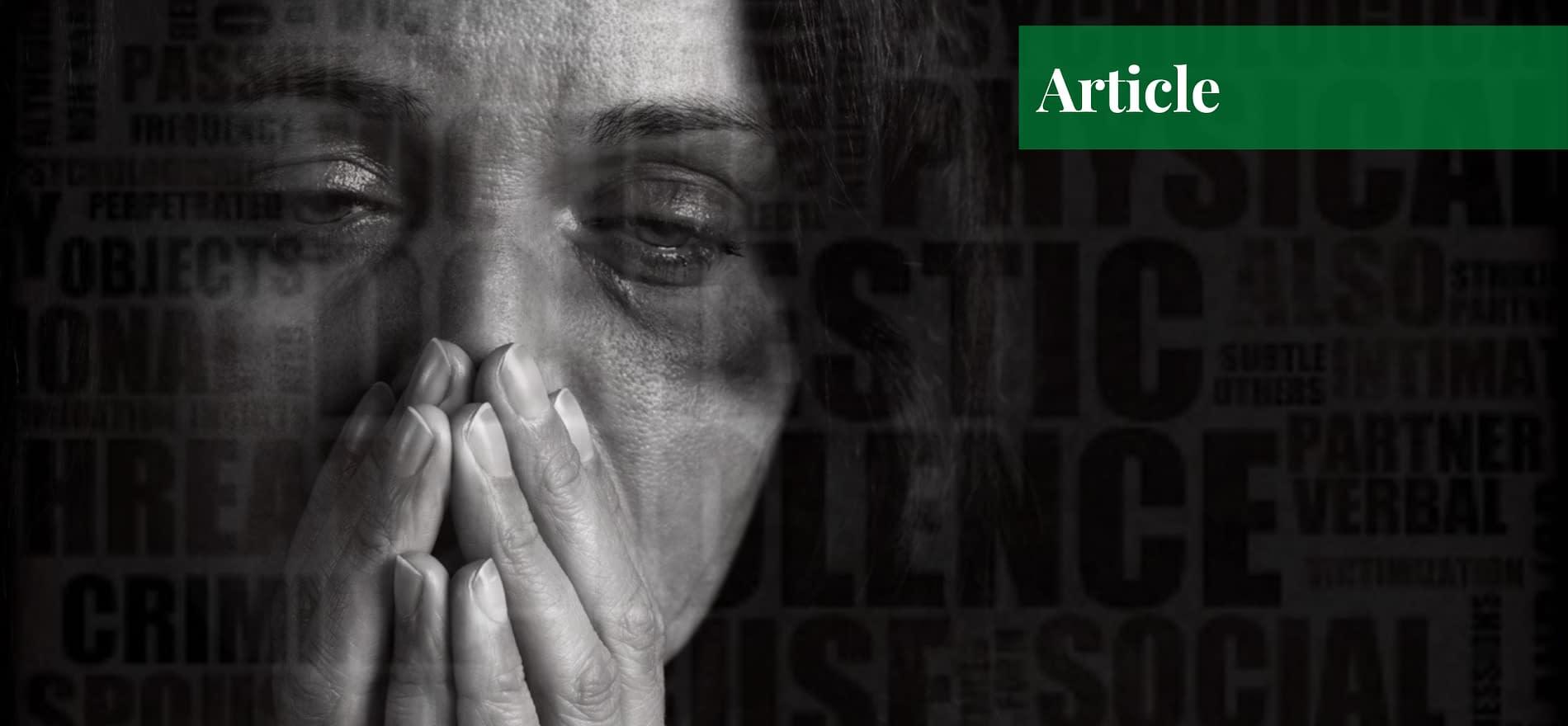 Pakistan domestic abuse