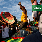 Ethiopian Civil War: A Rude Awakening