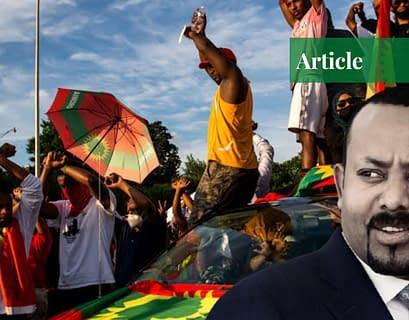 ethiopian civil war