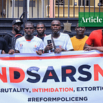 #EndSARS in Nigeria: Speaking Against Systemic Oppression