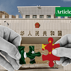 China-Pakistan economic corridor
