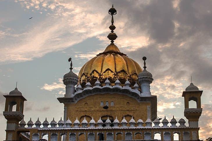 Holy Places of Sikhism: Gurdwara Dera Sahib