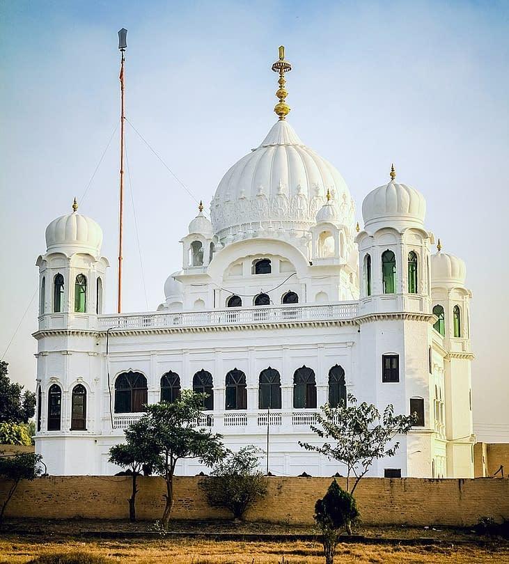 Holy Places of Sikhism: Gurdwara Darbar Sahib