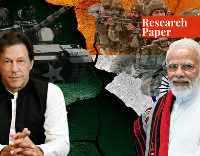 Pakistan India war