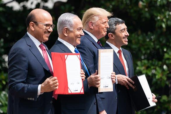 Bahrain-Israel deal