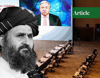 intra-Afghan peace process